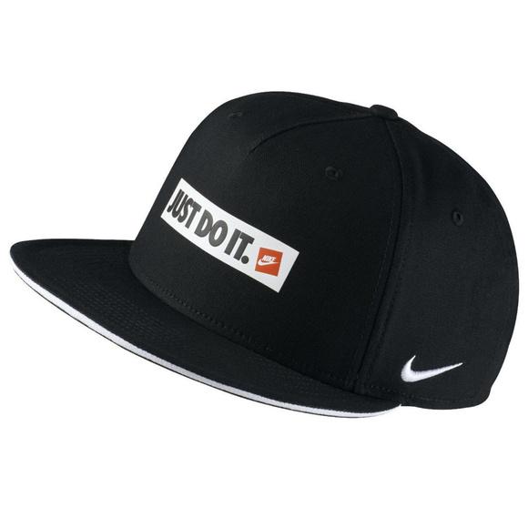 Nike TRUE CAP Swoosh Just Do It Hat c070f0987c9e